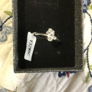 Size 7 ring from Charmed Aroma candle